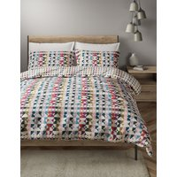 Spot Print Bedding Set