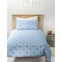 Cotton Mix Percy Pig Bedding Set