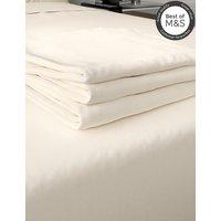Comfortably Cool Cotton & Tencel Blend Flat Sheet