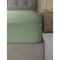Comfortably Cool Cotton & Tencel Blend Extra Deep Fitted Sheet