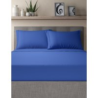 Pure Egyptian Cotton 230 Thread Count Housewife Pillowcase with StayNEW