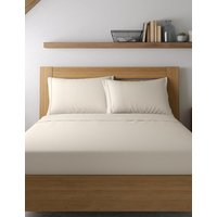 Pure Egyptian Cotton 230 Thread Count Standard Pillowcase with StayNEW