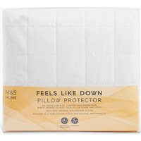 Feels Like Down Pillow Protector