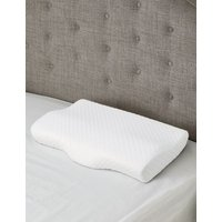 M&S Kally Sleep Neck Pain Firm PIllow - 1SIZE - Grey Mix, Grey Mix