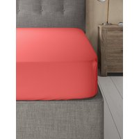 Percale Deep Fitted Sheet