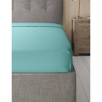 Cotton Rich Percale Flat Sheet