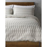 Diamond Jacquard Bedding Set