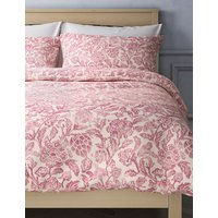 Floral Print Bedding Set