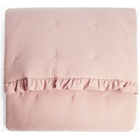 Supersoft Washed Quilted Bedspread