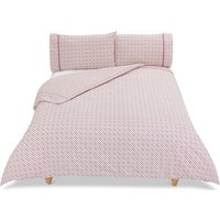 Pure Cotton Geometric Print Bedding Set