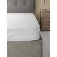 Cotton Rich Percale Bunkbed Fitted Sheet