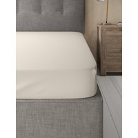 Autograph 750 Thread Count Luxury Supima Cotton Sateen Fitted Sheet