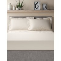 Autograph 750 Thread Count Luxury Supima Cotton Sateen Oxford Pillowcase