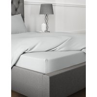 Autograph 750 Thread Count Luxury Supima Cotton Sateen Deep Fitted Sheet
