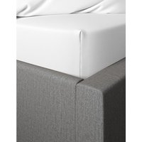 Supima® Cotton 750 Thread Count Deep Fitted Sheet white