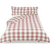 Austin Check Brushed Bedding Set
