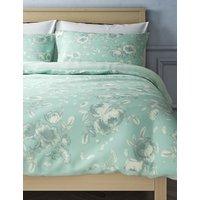 Signature Floral Bedding Set