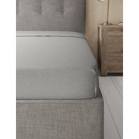 Pure Cotton Brushed Flat Sheet