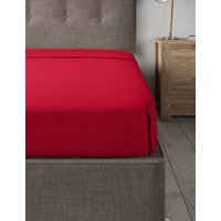 Brushed Cotton Flat Sheet