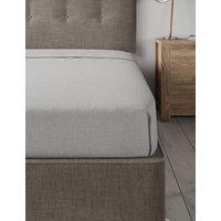 Brushed Cotton Flat Sheet