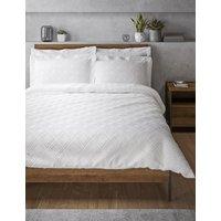 Pure Cotton Cut Square Bedding Set