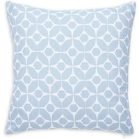 Contemporary Geometric Quilted Cushion