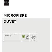 Microfibre 4.5 Tog Duvet