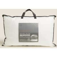 Hungarian Goose Down and Feather Medium Pillow