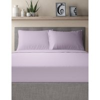 Pure Egyptian Cotton 400 Thread Count Housewife Pillowcase