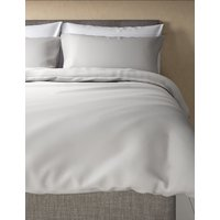 Pure Cotton Percale 300 Thread Count Duvet Cover