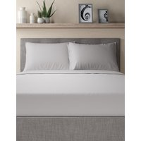 Pure Cotton Percale 300 Thread Count Pillowcase