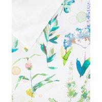 Watercolour Floral Print Bedding Set