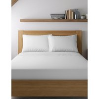 Egyptian Cotton 400 Thread Count Sateen Standard Pillowcase