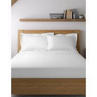 Egyptian Cotton 400 Thread Count Sateen Oxford Pillowcase