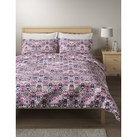 Ella Butterfly Print Bedding Set