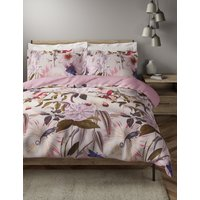 Pure Cotton Sateen Amelie Exotic Digital Printed Bedding Set
