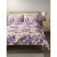 Cotton Floral Print Bedding Set