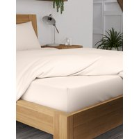 Bamboo Cotton Deep Fitted Sheet