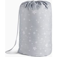 Supremely Washable Star Printed Pillowcase & 10.5 Tog Duvet