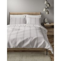 Tonal Stripe Bedding Set