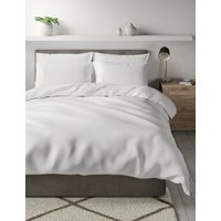 Cotton Honeycomb Texture Bedding Set