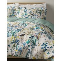 Pure Cotton Sateen Harriet Printed Bedding Set