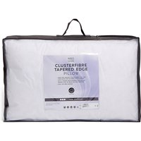 Clusterfibre Tapered Edge Pillow