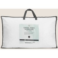 Goose Down Medium Surround Pillow