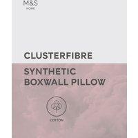 Clusterfibre Boxwall Pillow