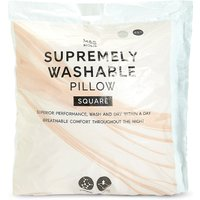 Supremely Washable Square Pillow