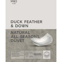 Duck Feather and Down All Season 13.5 Tog Duvet
