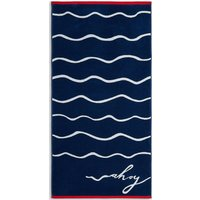 Ahoy Coastal Beach Towel