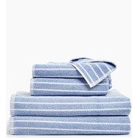 Super Soft Stripe Pure Cotton Towel Bale