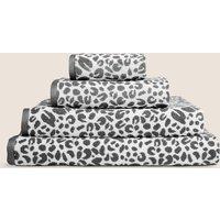 Leopard Design Cotton Towel